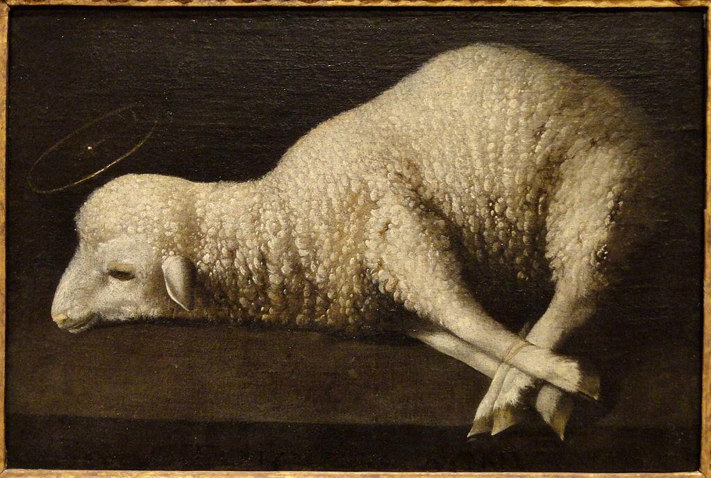1024px-Agnus_Dei_(The_Lamb_of_God),_by_Francisco_de_Zurbaran,_c._1635-1640_-_San_Diego_Museum_of_Art_-_DSC06627