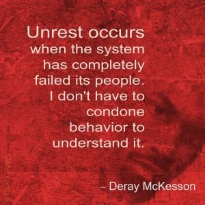 Unrest - deray