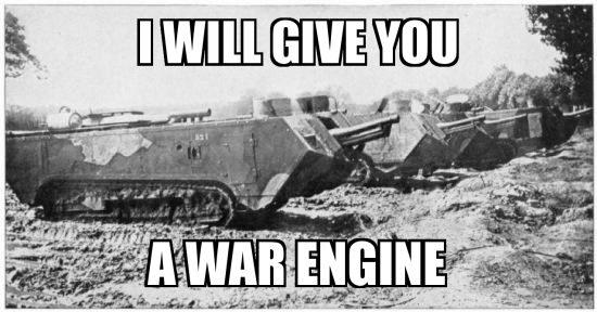 war engine