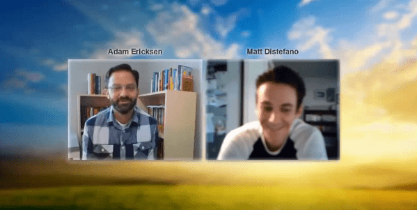 matt and adam talking 1