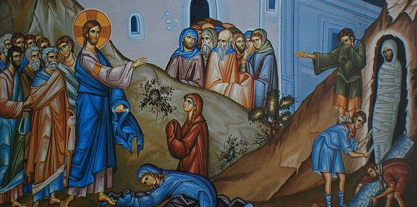Photo: Flickr, Raising of Lazarus, posted by Tom, Creative Commons.