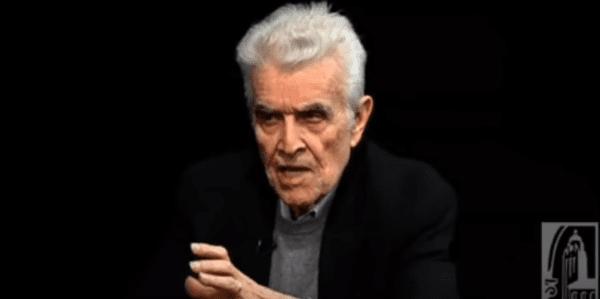 Photo: Screenshot of Rene Girard from YouTube.