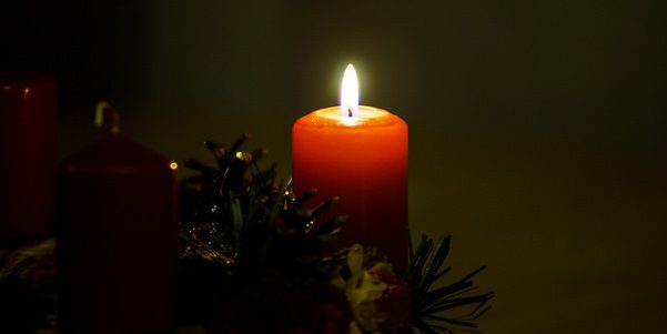 Photo: Flickr, First Sunday in Advent, by ILCE3000, Creative Commons License, some changes made