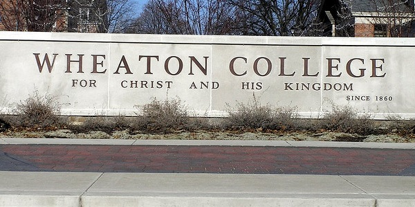 Photo: Flickr, Wheaton College, Stevan Sheets, Creative Commons License, some changes made