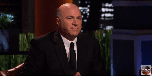 Kevin O'Leary in Shark Tank (Image: Screenshot from YouTube)