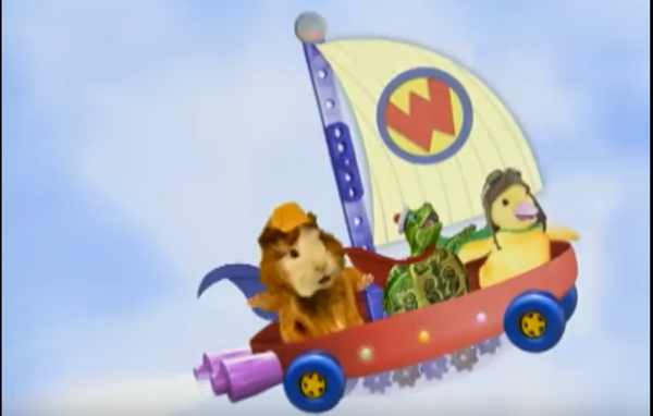 Thinking Outside The Blocks How My Daughter And The Wonder Pets Help Me See The Best In Others Lindsey Paris Lopez