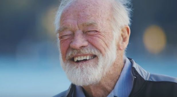 Eugene Peterson (YouTube)