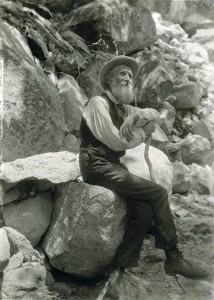 John Muir himself.