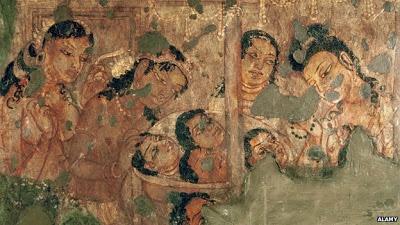 Ajanta Caves Spirituality Sexuality George G Coe