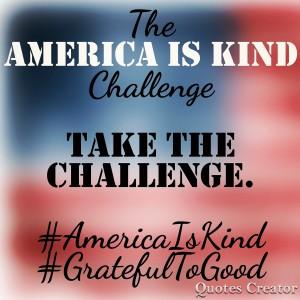 America Is Kind