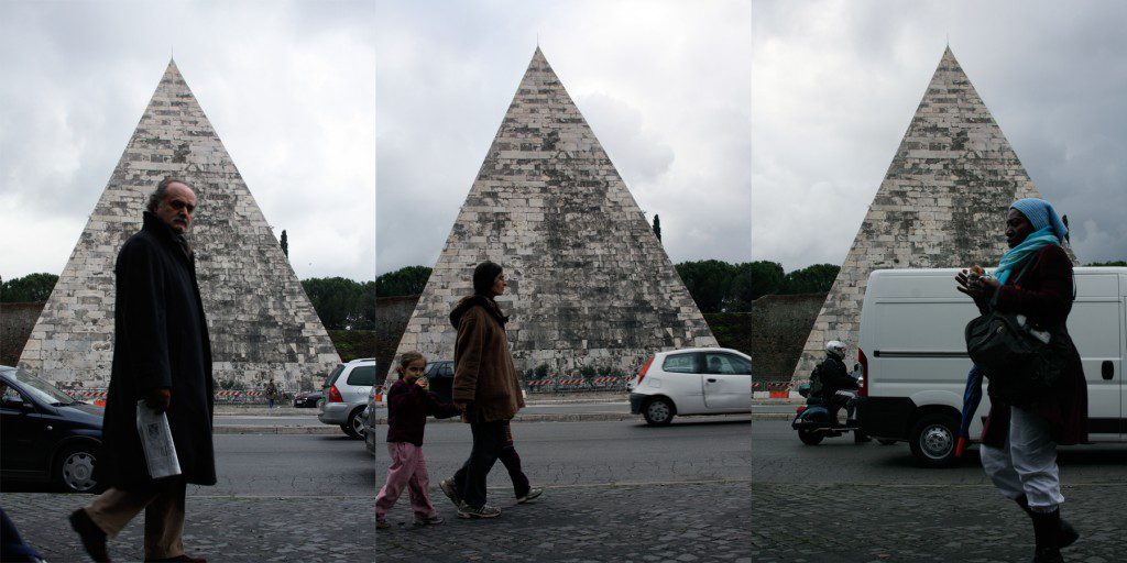 Venema, MarkPhilip-The Pyramid of Cestus, Rome