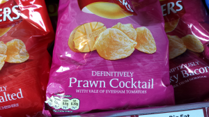a terribly delicious British snack