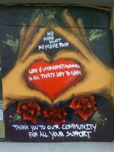 SC Response to Vandalism