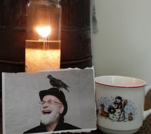 terry pratchett altar