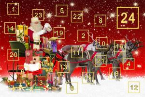 Advent calendar photo from Pixaby, Creative Commons License