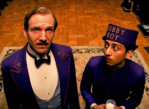"Ralph Fiennes and Tony Revolori, in ""The Grand Budapest Hotel"""