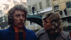Donald Sutherland and Julie Christie in Don't Look Now