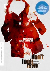 Don't Look Now Criterion Cover