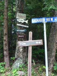 katahdin view signs