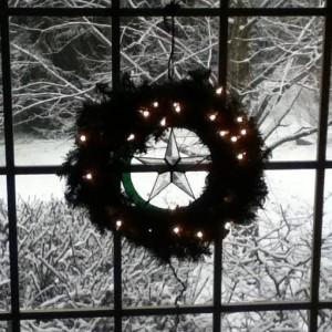 Yule Wreath. 2014.