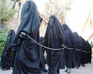 daesh girls isis slaves