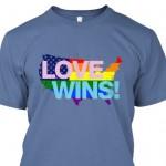 love wins T