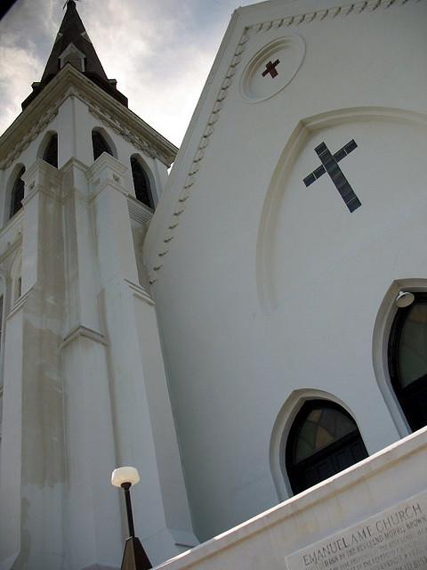 Emanuel African Methodist Episcopal Church.  Photo by Jarrett Stewart