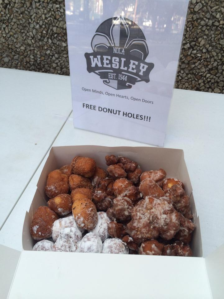 Tulanes Mental Health Meltdown Must >> Thank You I M Good When Students Reject Free Donut Holes