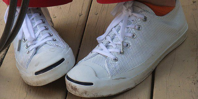 """""""Jack Purcell Sneakers,"""" AMD5150, Flickr C.C."""