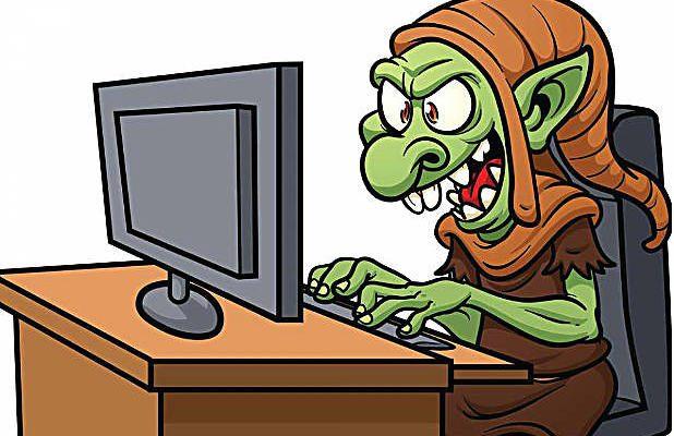 """""""Troll,"""" www.daily25.org"""