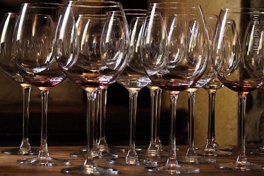 """Amber Henley, """"Wine Glasses,"""" Flickr C.C."""