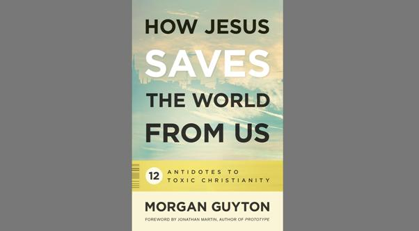 how jesus saves the world from us gray bg