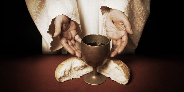 Jesus+Communion