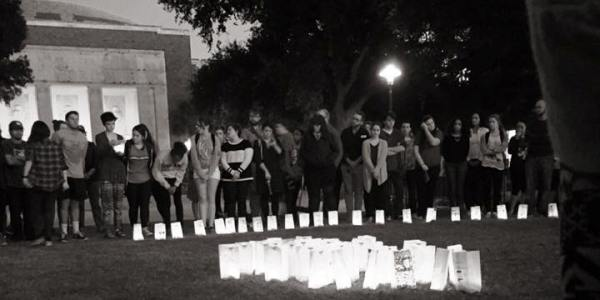 Tulane's Transgender Day of Remembrance