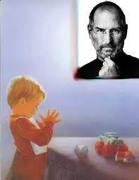 steve jobs prayer small