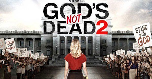 The Plot of God's Not Dead 2 in
