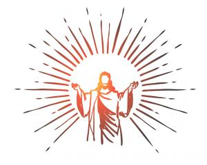 Special Jesus but square