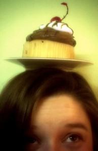 Shanon and Cake