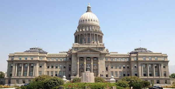Photo: Idaho Capitol Building by JSquish