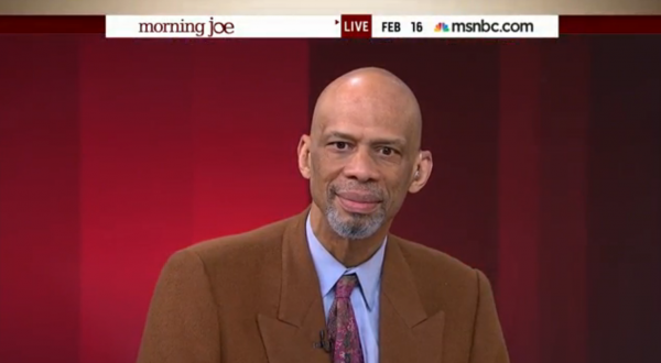 Photo: MSNBC / Screengrab