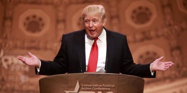 photo credit: Donald Trump via photopin (license)