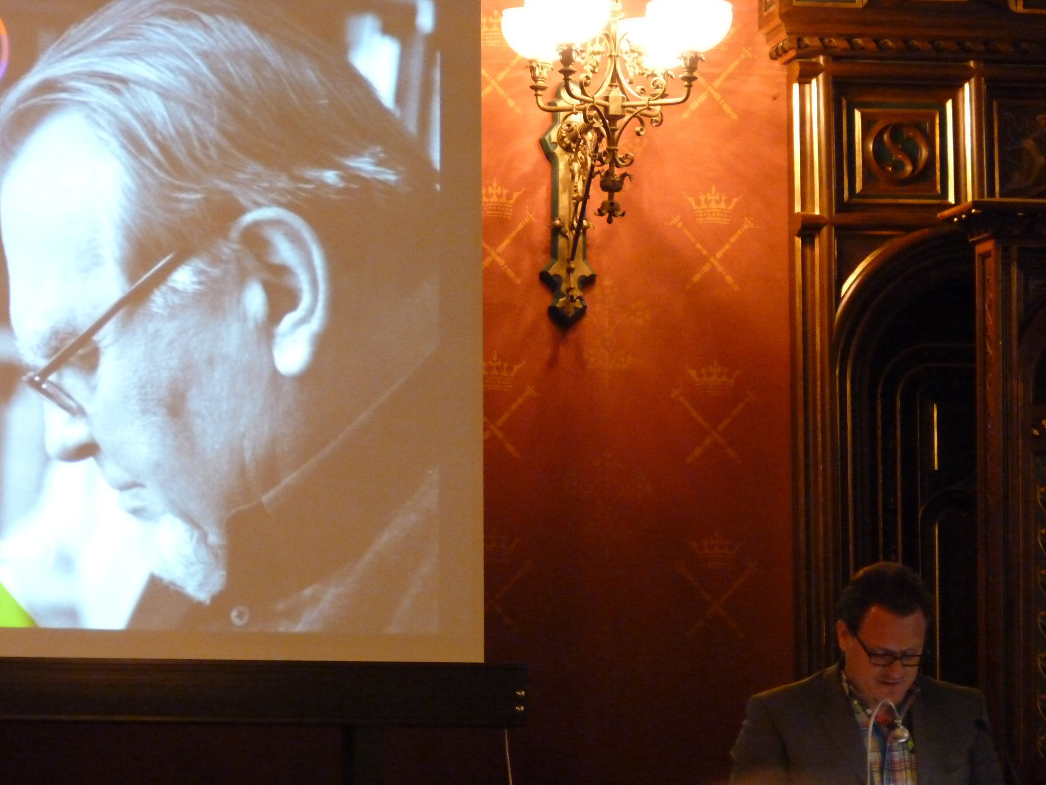 Milosz on my mind. (Speaking at the Milosz Year 2011 conference in Krakow)