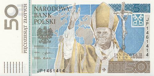 . . . have Pope money!