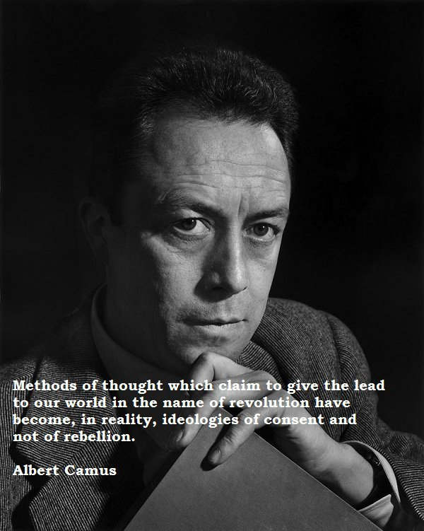 Camus has a new book out: It's on Christianity!