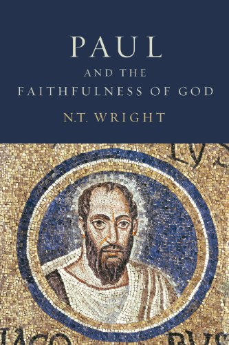 Paul and the Faithfulness of God argues Paul is no footnote to Plato.