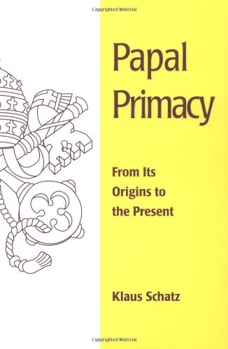 Klaus Schatz's Papal Primacy is probably the best historical account of  the doctrine developed.