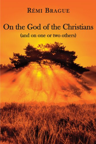 On the God of the Christians.