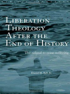 Fukuyama meets Jesus with a gun looking murky in Liberation Theology After the End of History.