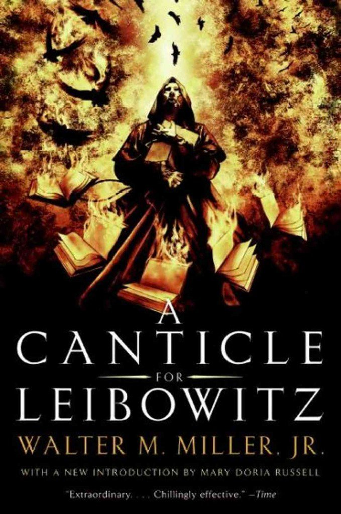 BOOM! A Canticle for Liebowitz is the book that inspired the opening scenario in MacIntyre's After Virtue. It's a damn fine book.