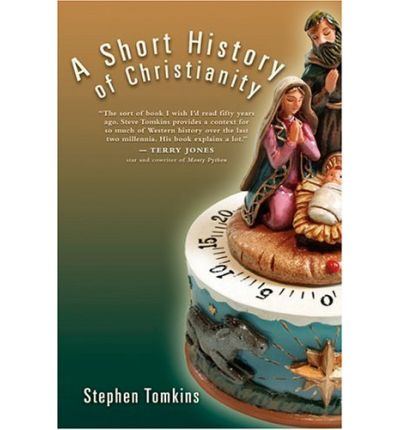 A Short History of Christianity is a rather funny and accurate take on Christianity until the author starts talking about mid to late 20th C. Catholicism.